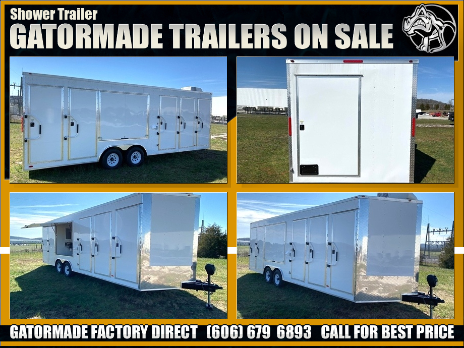 Image Mobile Shower Trailer